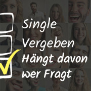 Speeddatting: Bist du single?
